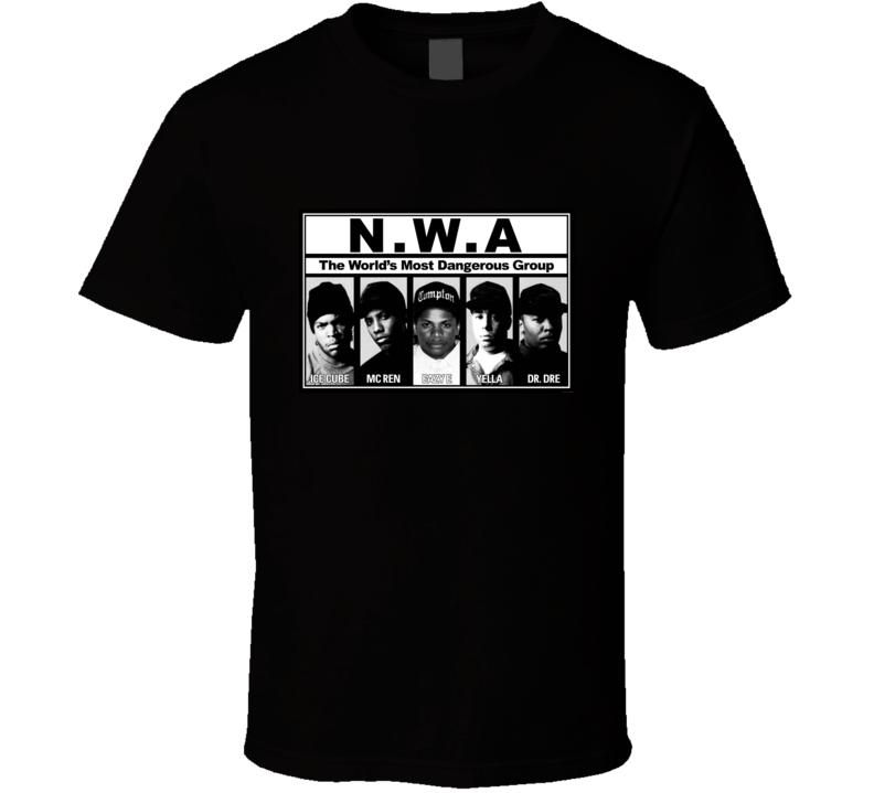 Nwa Tee Shirt