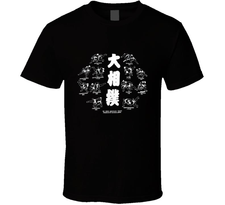 Sumo Tricks Tee Shirt