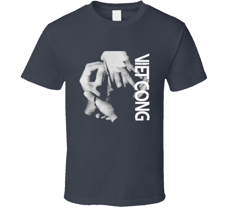 Vietcong Album Cover Tee Shirt