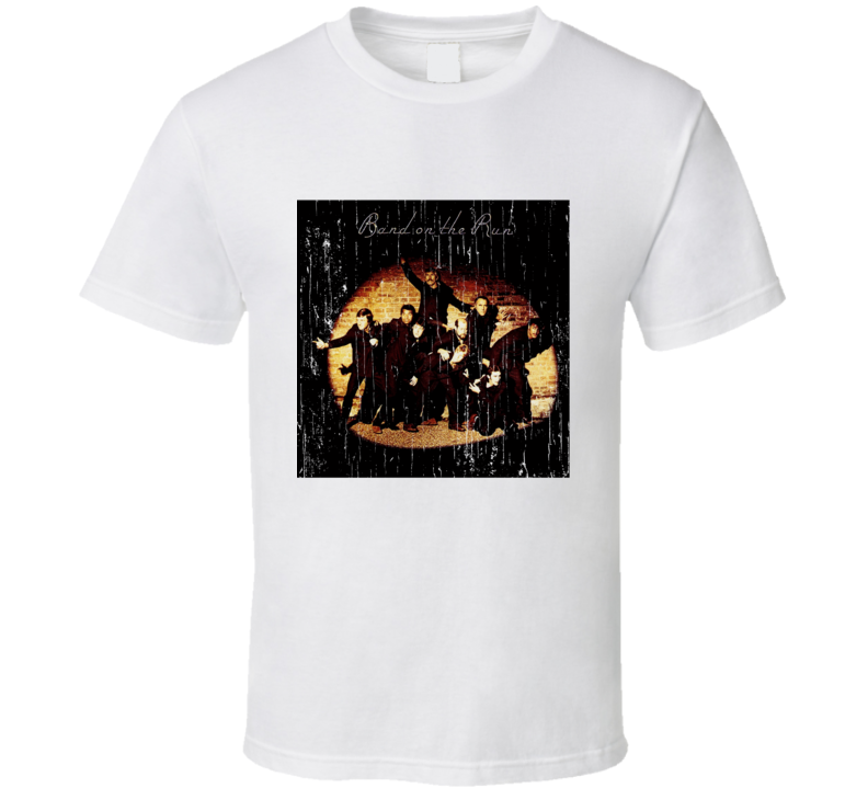 Band On The Run T Shirt