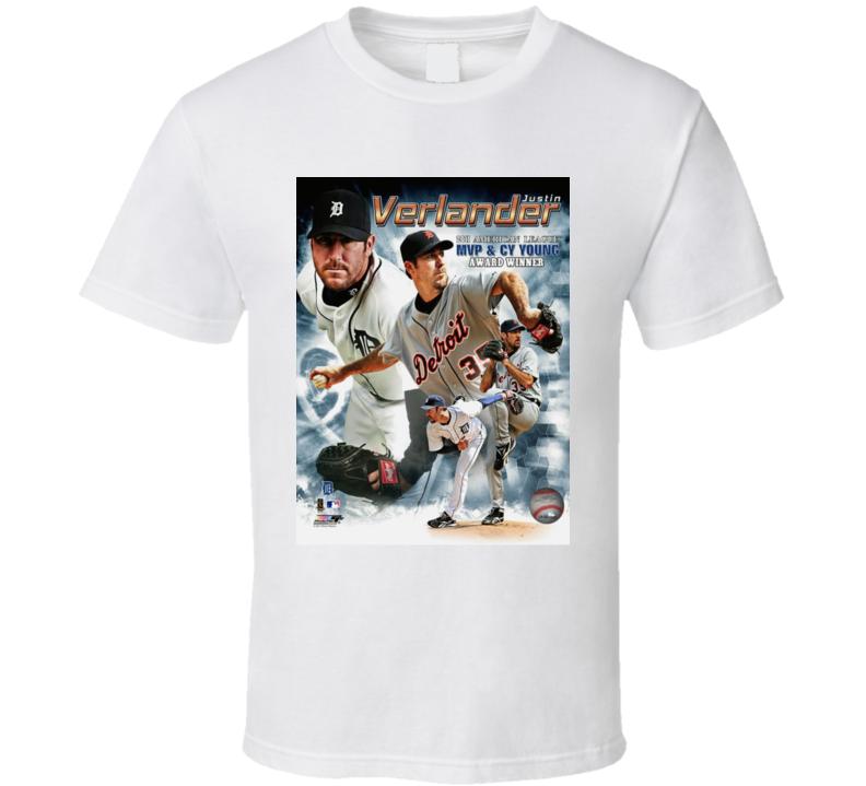 Verlander T Shirt
