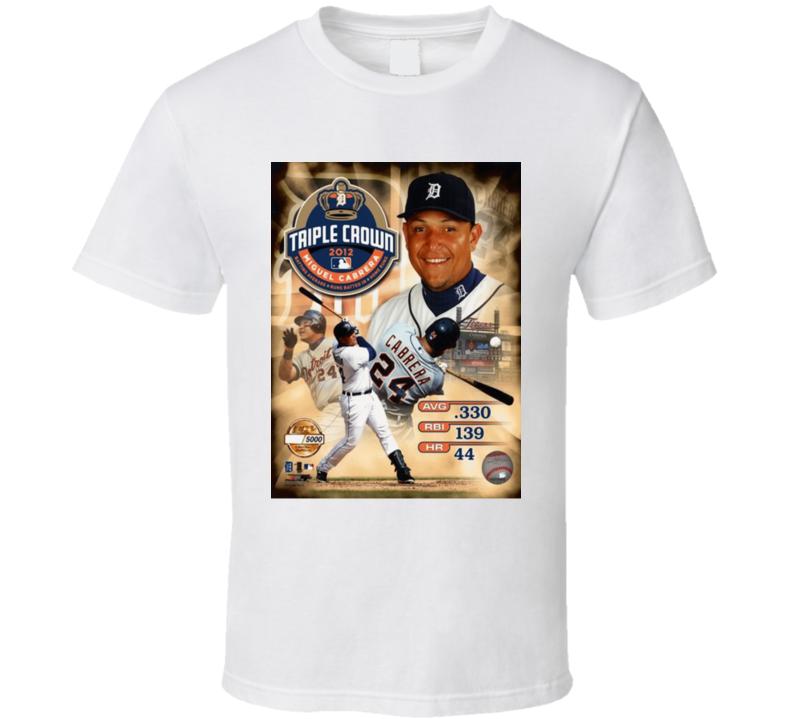 Cabrera T Shirt