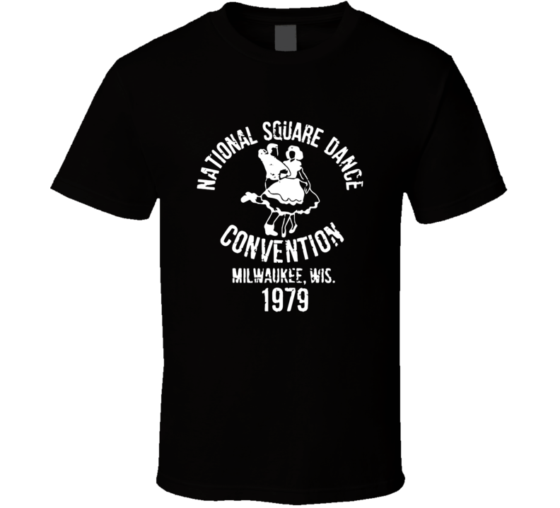 Lemmy National Square Dance Convention T Shirt