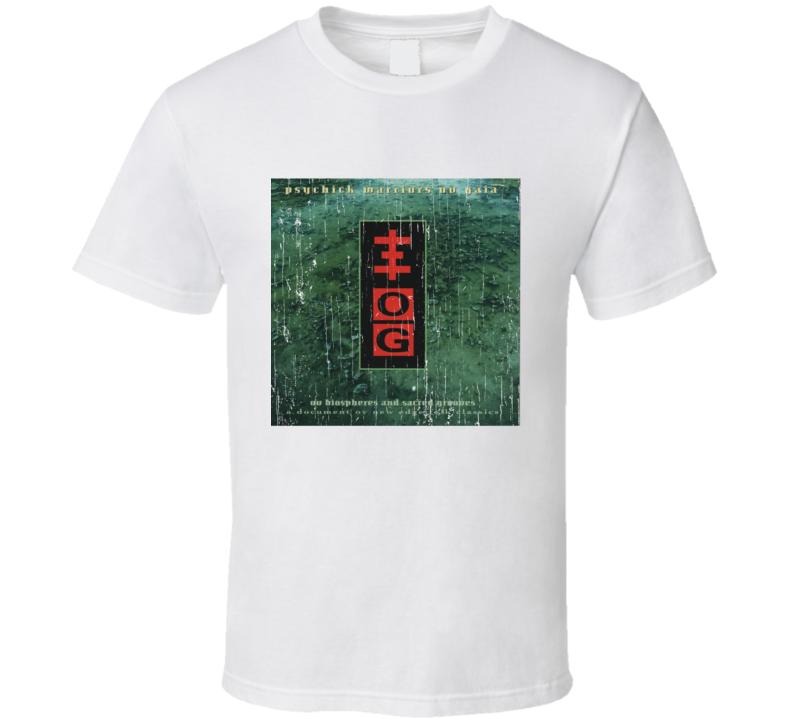 Pwog Album T Shirt