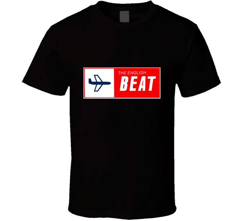 The English Beat T Shirt
