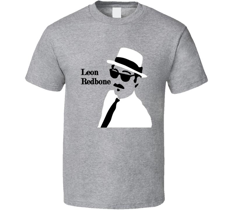 Leon Redbone T Shirt