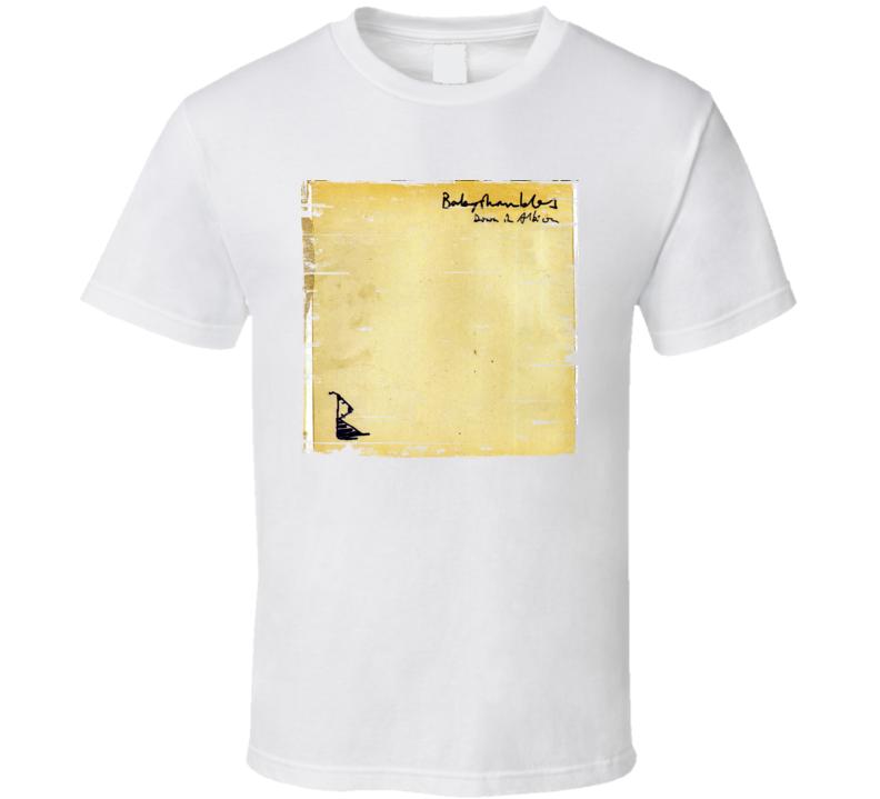 Babyshambles Down In Albion Worn Look T Shirt