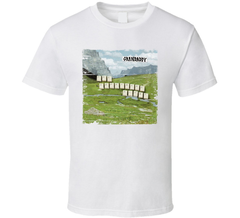 Grandaddy Album Worn Look T Shirt