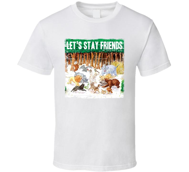 Les Savy Fav Album Worn Look T Shirt