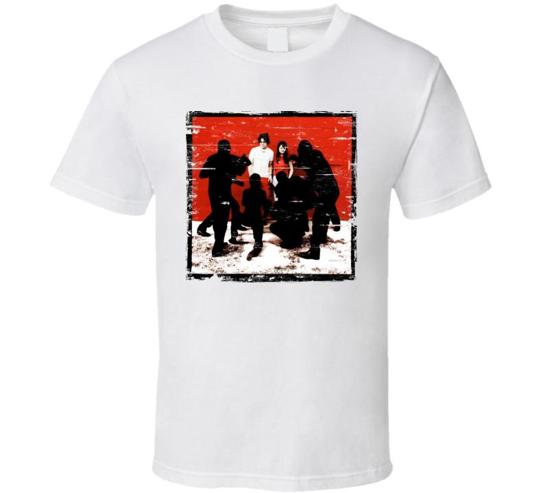 The White Stripes Album Worn Image Tee