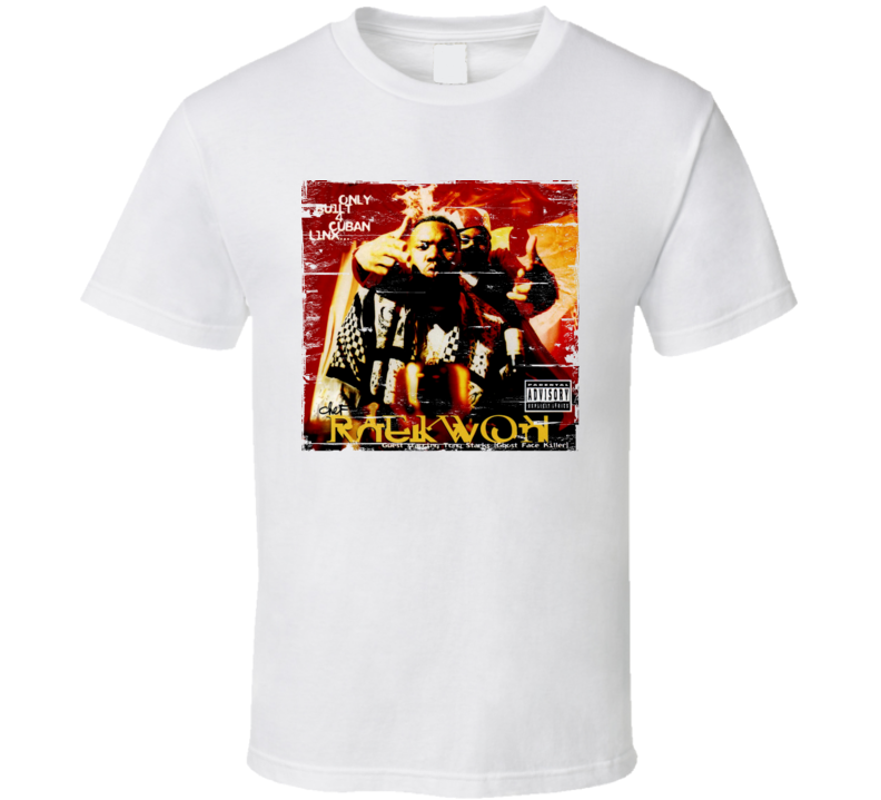 Raekwon Album Worn Image Tee