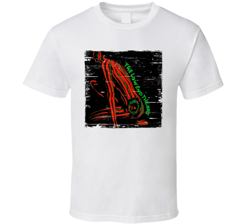 A Tribe Called Quest Album Worn Image Tee