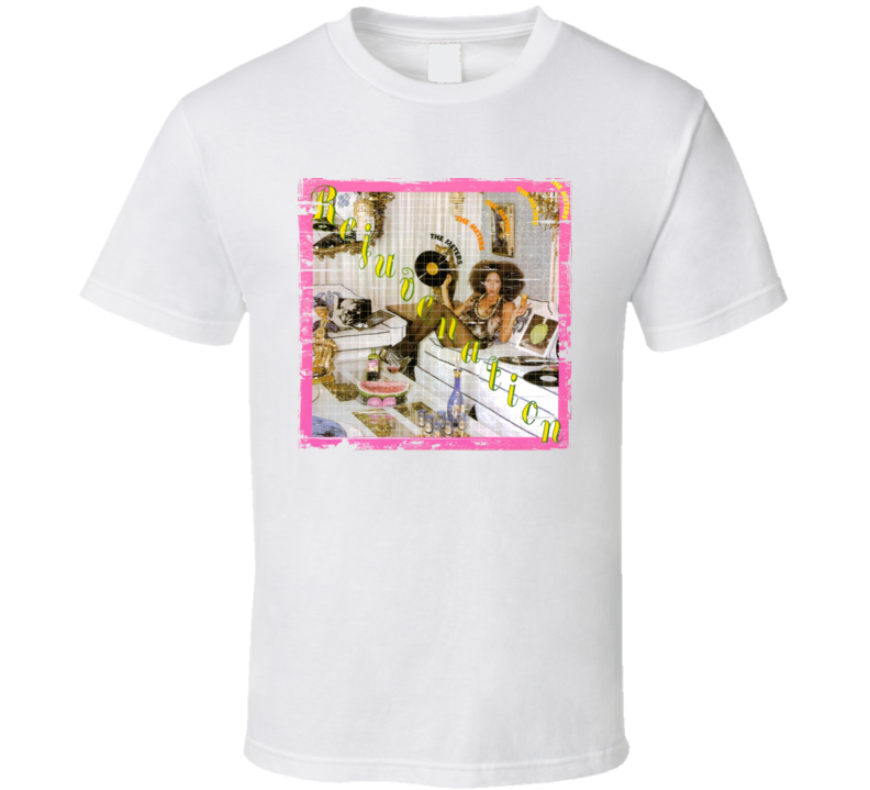 The Meters Rejuvenation Worn Image Tee