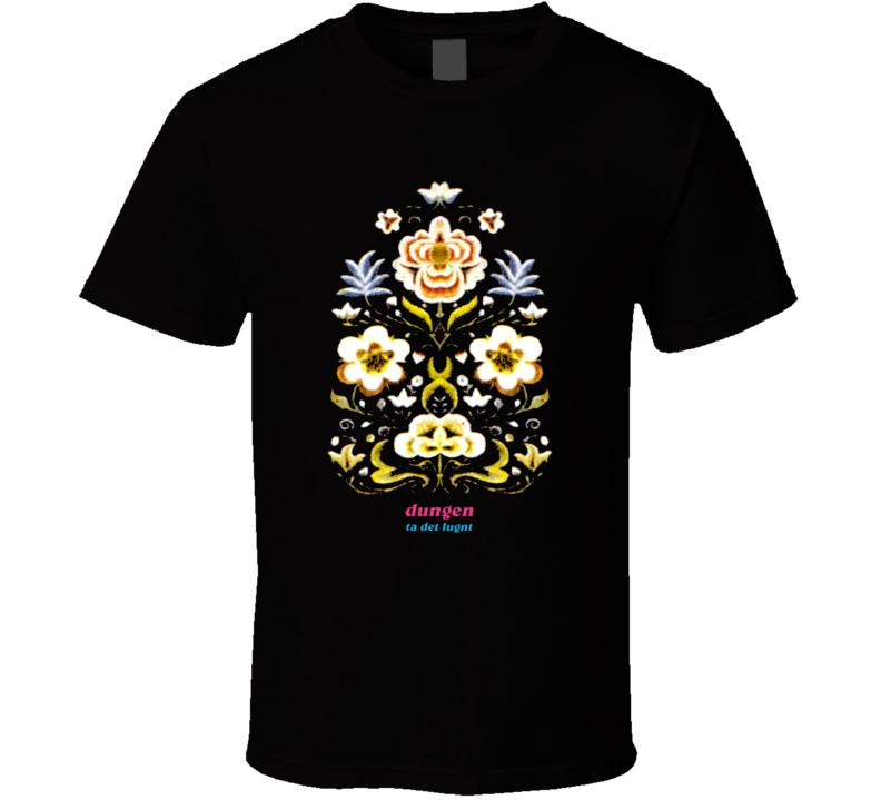 Dungen Ta Det Lungt Album Design Tee T Shirt