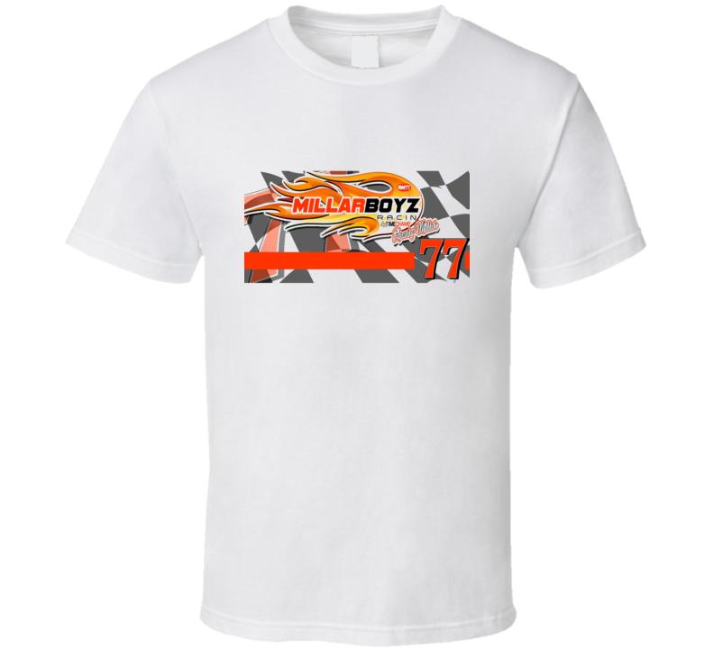 Millar Boyz Racing T Shirt