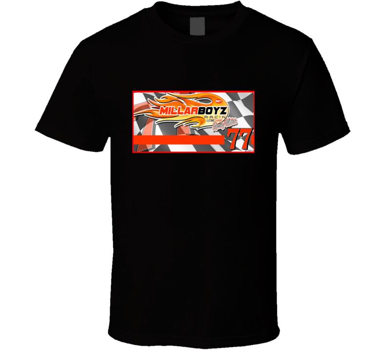 Millar Boyz Racing 77 T Shirt