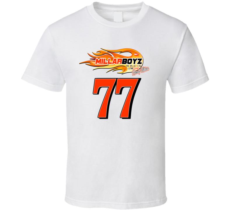 Millar Boyz 77 Racing t shirt