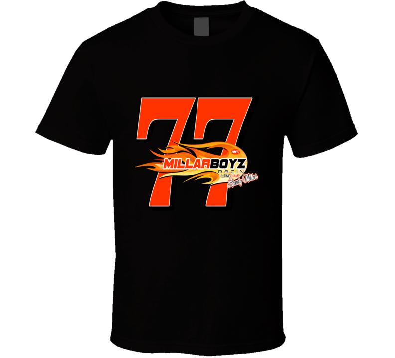 Millar Boyz Racing Tee Shirt