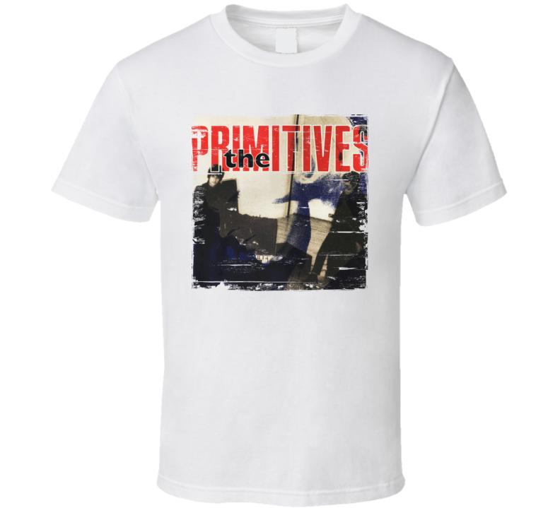 The Primitives Album Cover Worn Image Tee
