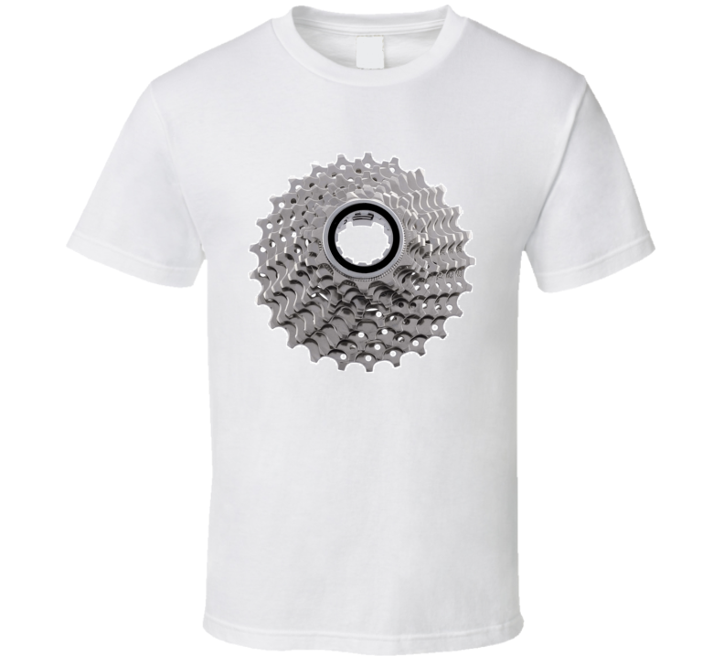18 Speed Sprocket T-Shirt