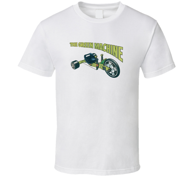 The Green Machine T-Shirt