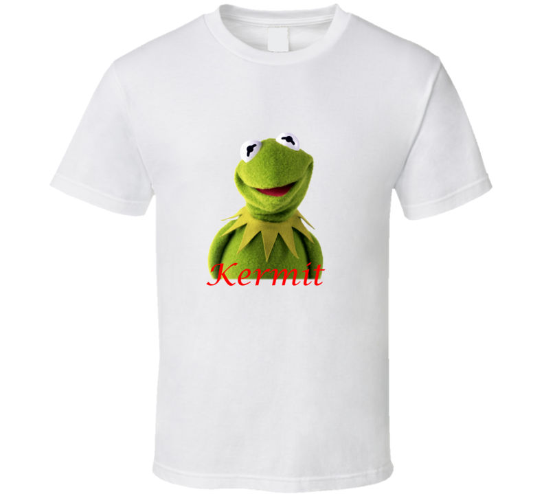 Kermit The Frog Muppets Movie T Shirt