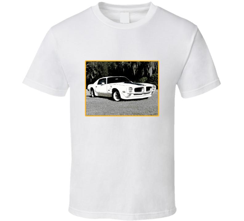 1970 Pontiac Trans Am Firebird T Shirt