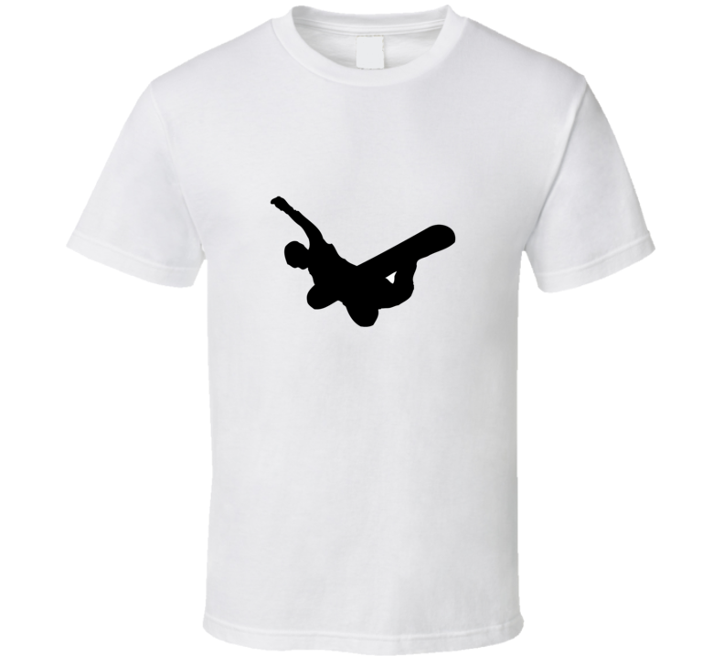 Snowboard Sillouette T Shirt