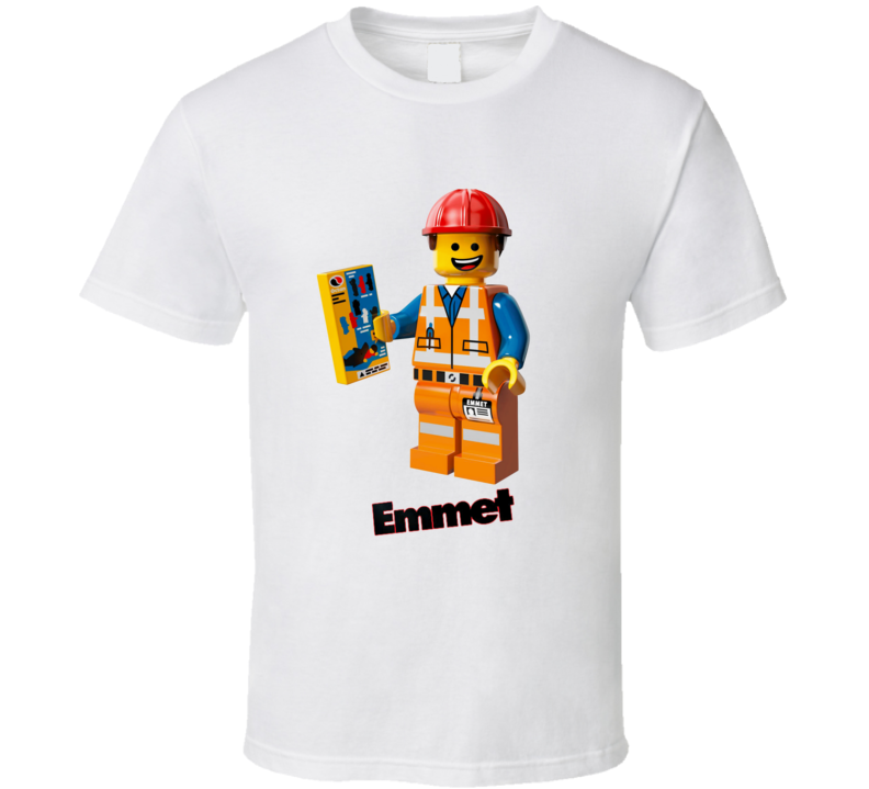 Emmet from the Lego Movie T Shirt