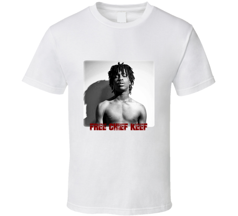 Free Chief Keef Hip Hop T Shirt