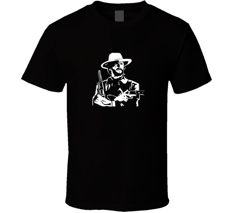 Clint Fist Full Of Dollars T Shirt