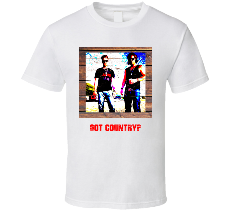 Got Country Florida Georgia Distressed Look T Shirt