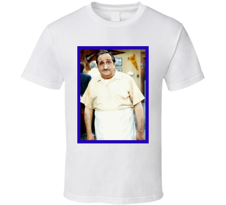 Big Al Delvecchio Happy Days Al's Diner T Shirt