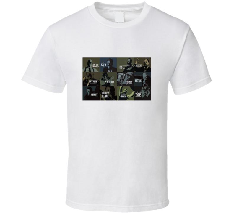 Snatch Movie T Shirt