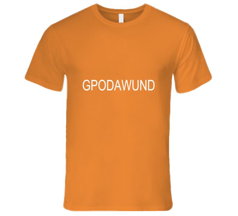 Go Browns Dog Pound Misspelled Funny Cleveland T Shirt
