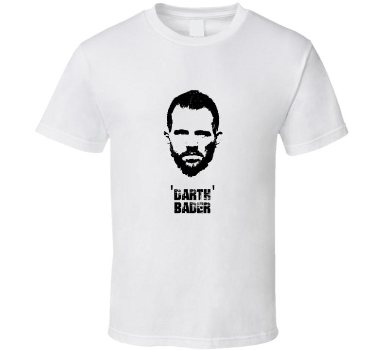 Ryan Darth Bader MMA Fighter Image T Shirt