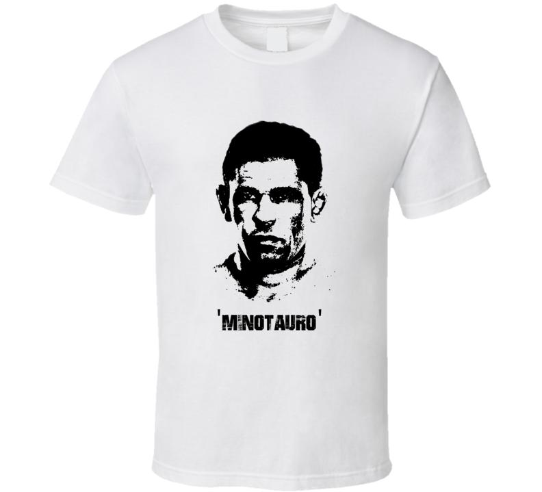 Minotauro Nogueira MMA Fighter Image T Shirt
