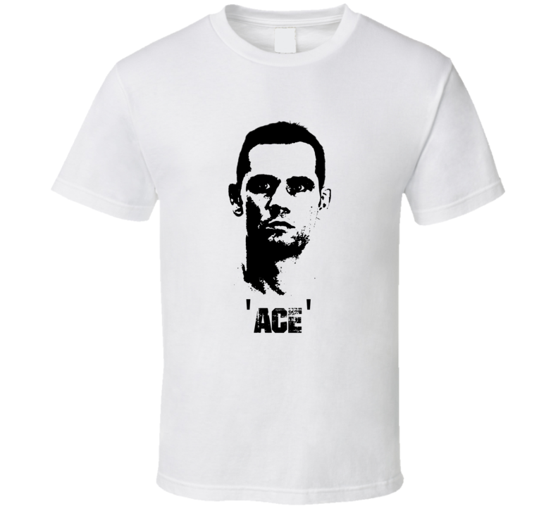 Rich Ace Franklin MMA Fighter Image T Shirt