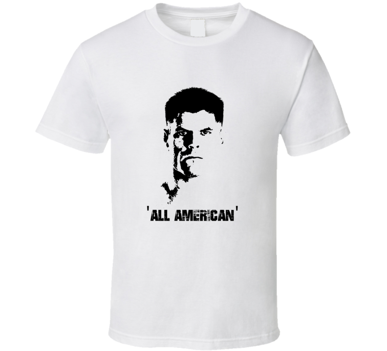 Brian Stann All American MMA Fighter Image T Shirt