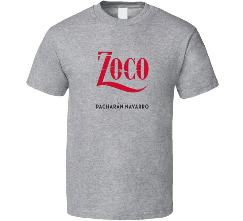 Zoco Liqueur Alcohol Drinking Gift Worn Look T Shirt