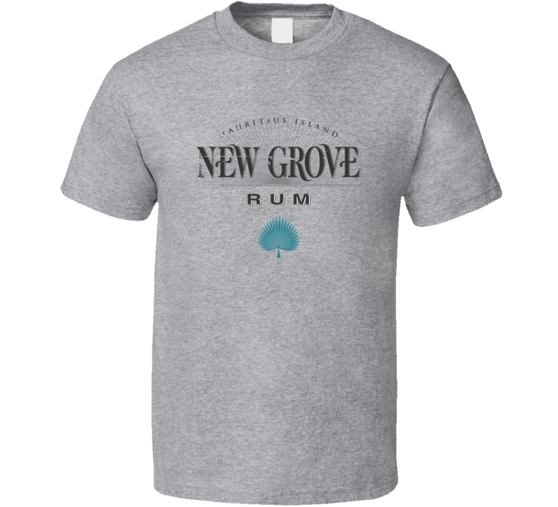New Grove Liqueur Alcohol Drinking Gift Worn Look T Shirt