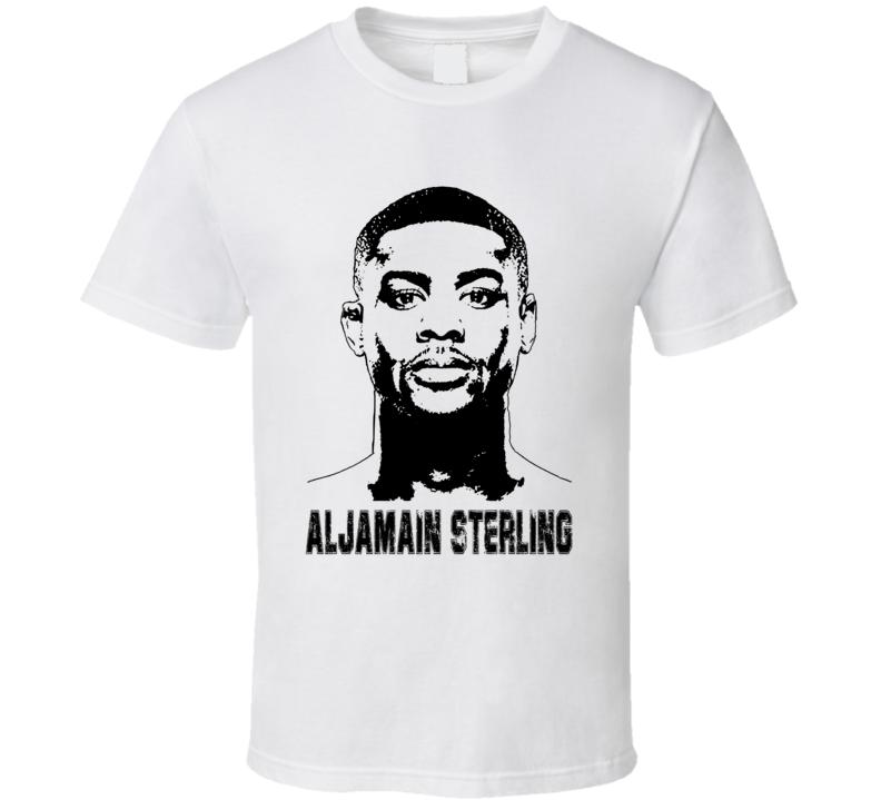 Aljamain Sterling Mma Fighter Image T Shirt