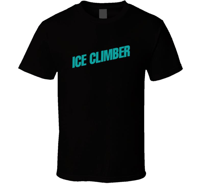 Ice Climber Classic Video Game Cartridge Retro Gift T Shirt