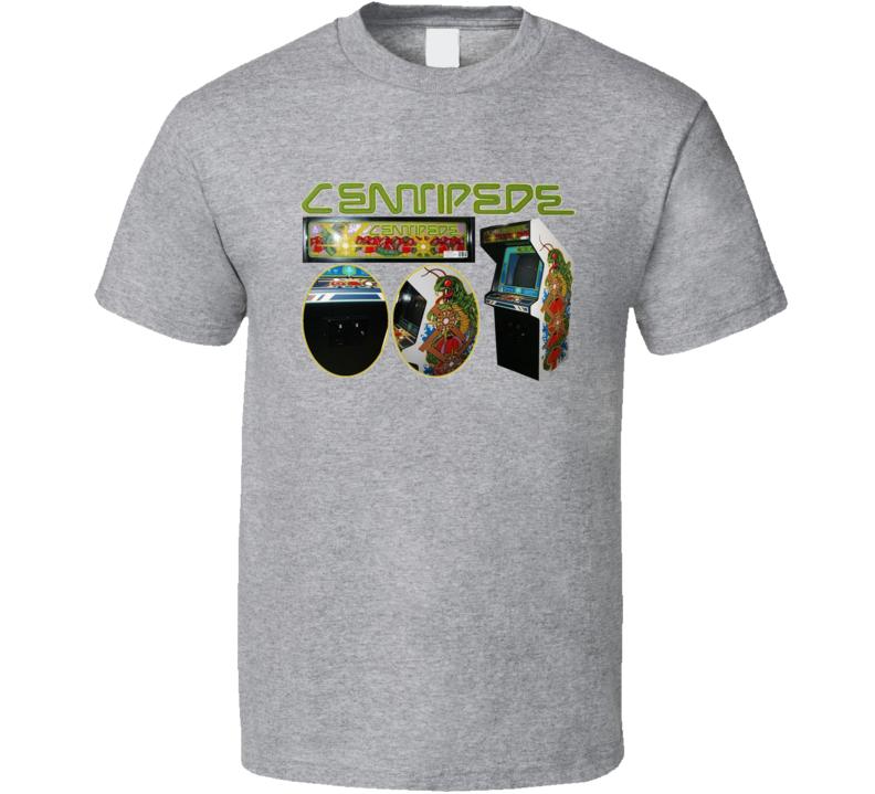 Centipede Classic Video Game Cartridge Retro Gift T Shirt