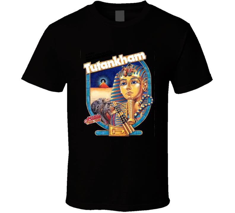 Tutankham Classic Video Game Cartridge Retro Gift T Shirt