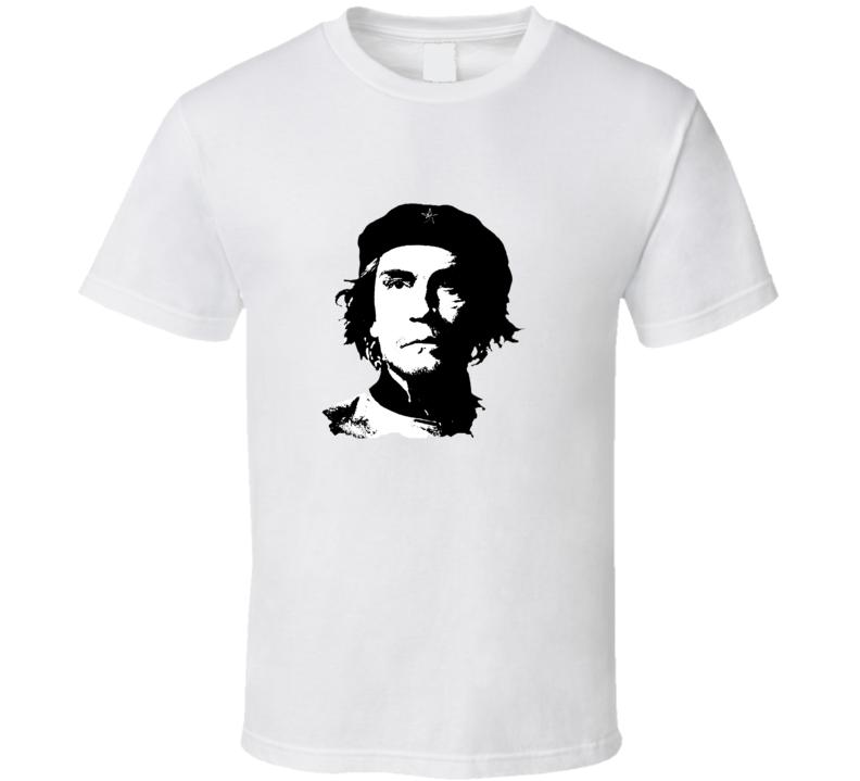 John Malkovich as Che Guevara Funny T Shirt