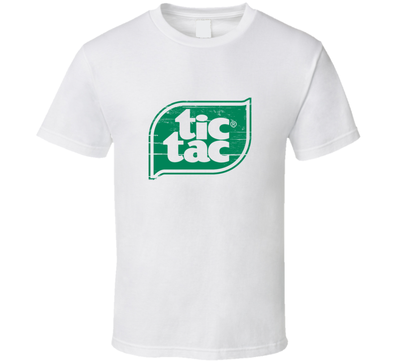 Tic Tac Candy Retro Look T Shirt