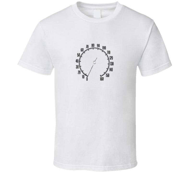 1968 Chevy Corvette Speedo T Shirt