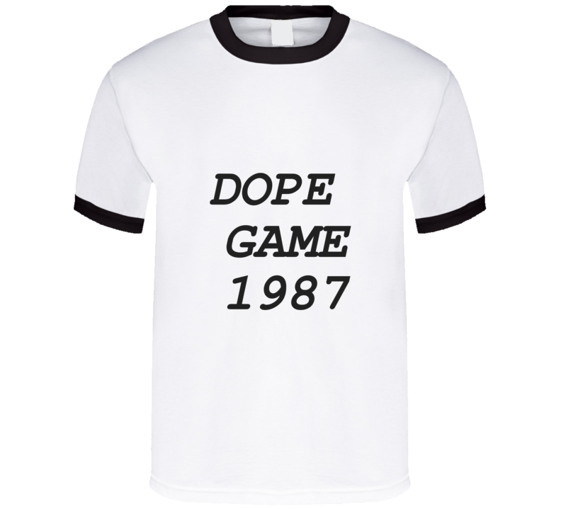 Dope Game T Shirt