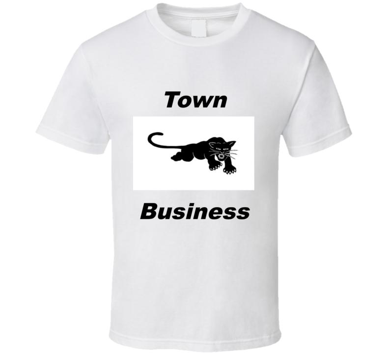 Town     Business T Shirt